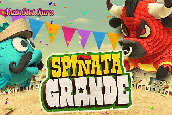 Main Gratis Slot Spinata Grande NetEnt
