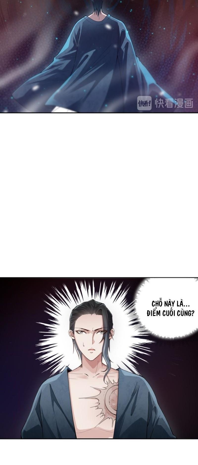 Giản Giới chap 96 - Trang 26