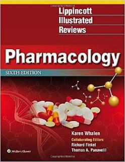 تحميل كتاب ليبنكوت فارماكولوجي Download Lippincott pharmacology PDF