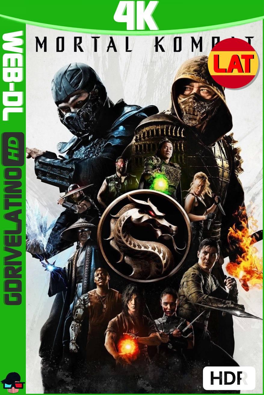 Mortal Kombat (2021) HMAX WEB-DL 4K HDR Latino-Ingles MKV