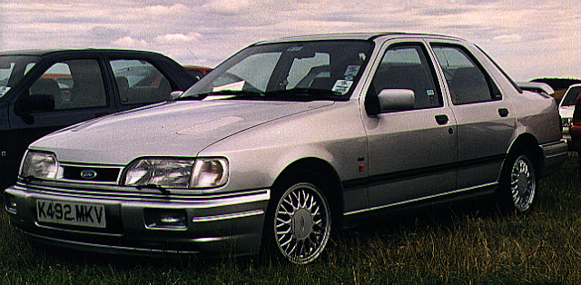 Ford Sierra Sapphire Cosworth 4WD