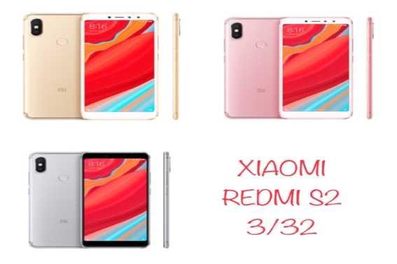 HP Xiaomi Redmi S2