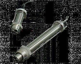 Kobold DOR Insertion Paddle Wheel Flowmeter/Monitor