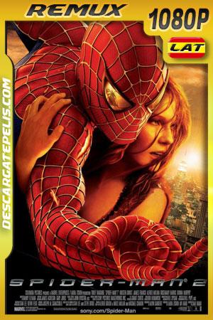 El hombre araña 2 (2004) Remux 1080p Latino – Ingles