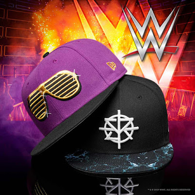 WWE Superstars Hat Collection by New Era Cap