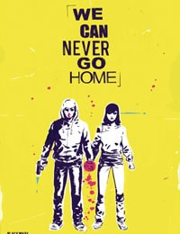 We Can Never Go Home Comic