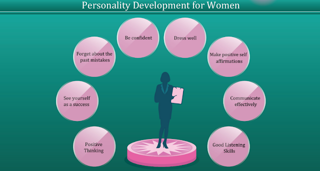 Wow! 6 Tips of Personality Development for Women