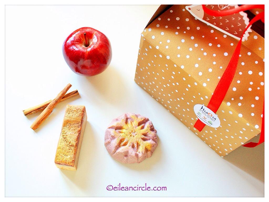 Edición limitada, Navidad, Kia Ora Jabones, Dulce de Navidad