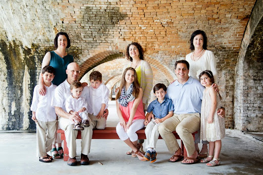 Fort Pickens Family Session
