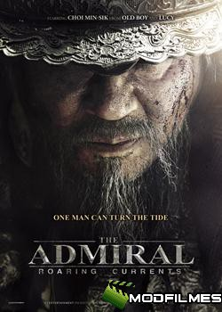 Capa do Filme O Almirante Correntes Furiosas