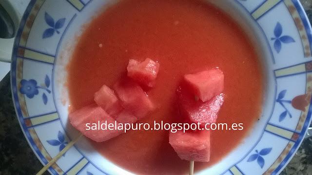 Gazpacho-de-sandía-y-tomate