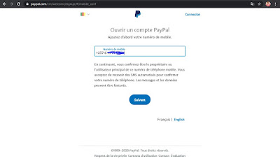 how to create a paypal verified account