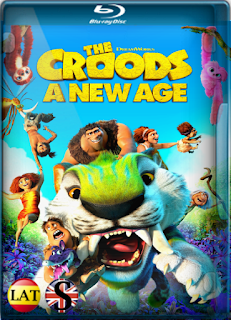 Los Croods 2: Una Nueva Era (2020) REMUX 1080P LATINO/INGLES