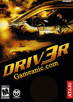 Driver 3 Game Cover