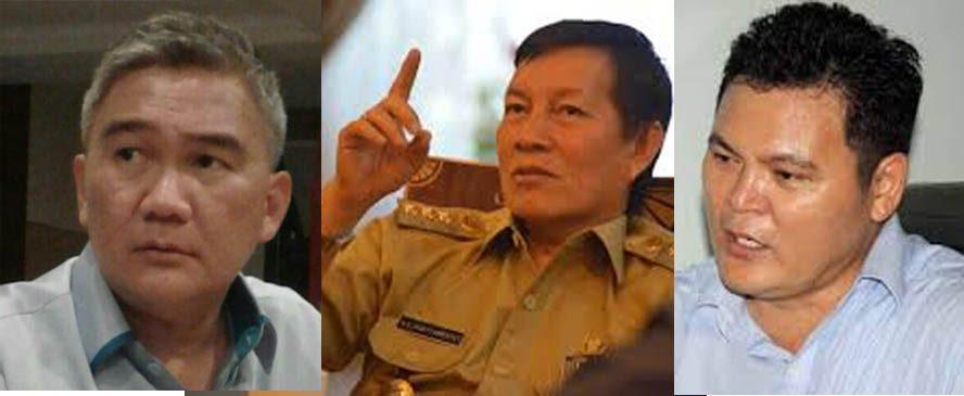Fery Keintjem Lengser dari Tahtanya, Stenly Suwuh Dirut PD Pasar Manado