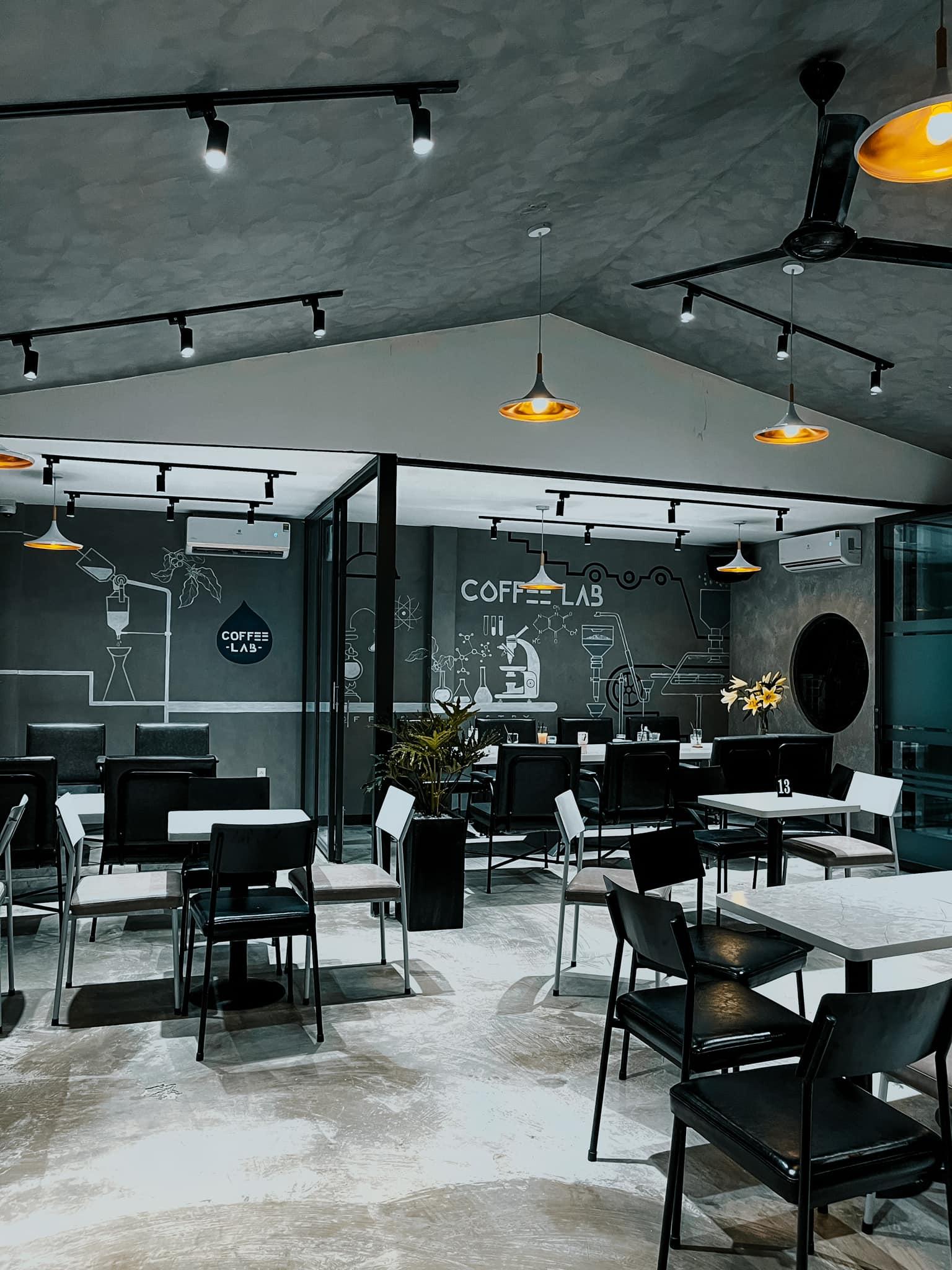 """The Coffee Lab - Phòng thí nghiệm coffee """"cực xịn"""" ngay trung tâm Quận 1"""