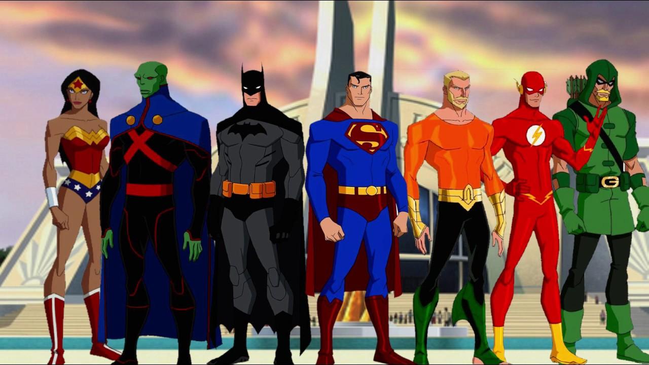 Liga de la Justicia / Liga de la Justicia Ilimitada