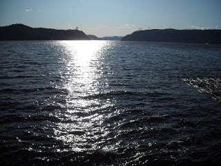 Pensées en cabotant Fjord Saguenay