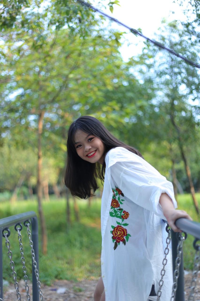 Nguyễn Nhật Tuyết Vy cháy hết mình với đam mê