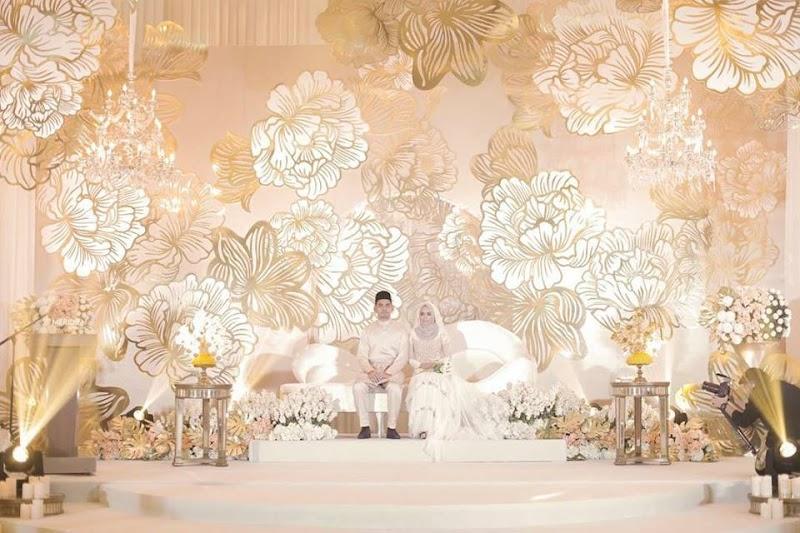 Gambar Perkahwinan Ummi Nazeera
