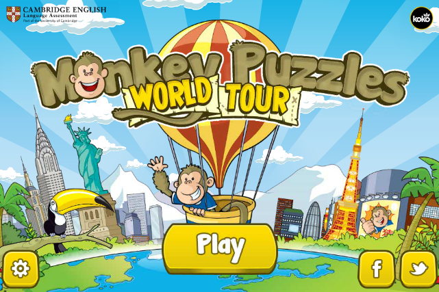 http://www.cambridgeenglish.org/prepare-and-practise/games-social/monkey-puzzles-world-tour/