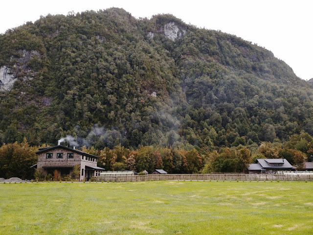 Parque Pumalín, Chile