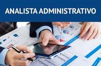 Analista Administrativo