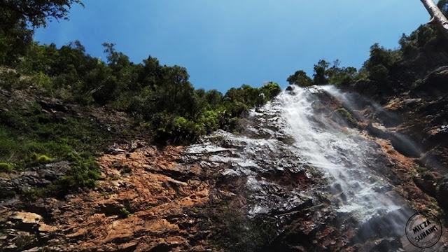 Rainbow Waterfall Kali Kedua