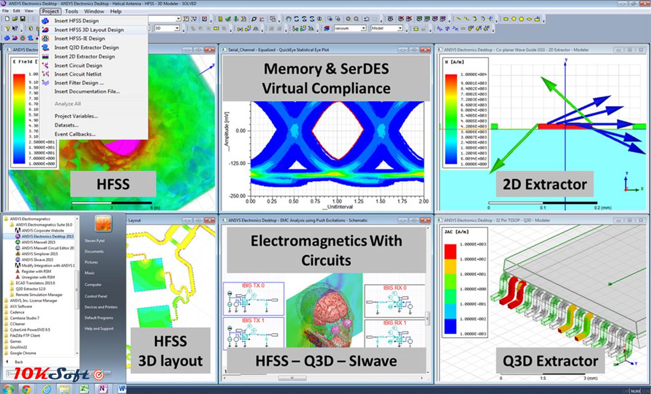 ANSYS Products 18 Latest Version Direct Link Download