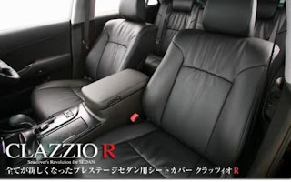 Clazzio R Seat Covers
