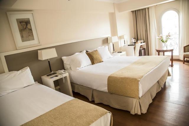 Hotel Huentala em Mendoza, Argentina