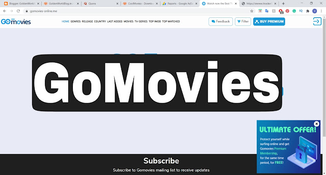 Gomovies 2020 - Watch now the Best TV shows and HD Movies   Gomovies