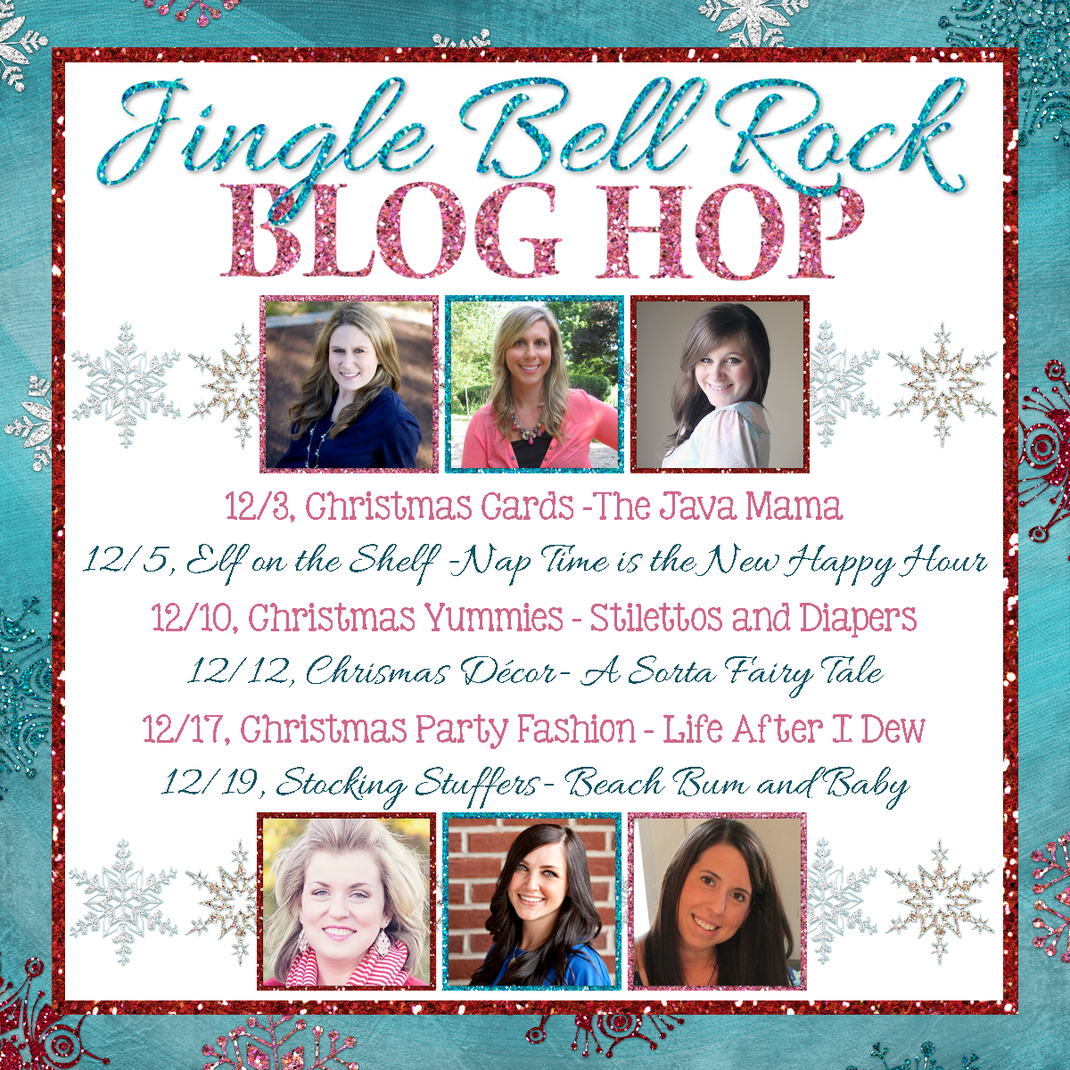 Today is day two of our Jingle Bell Rock Blog Hop  sadly I missed day one 53af6c9a7