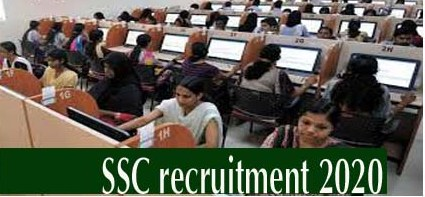 SSC Recruitment 2020: For Selection Post Phase VIII