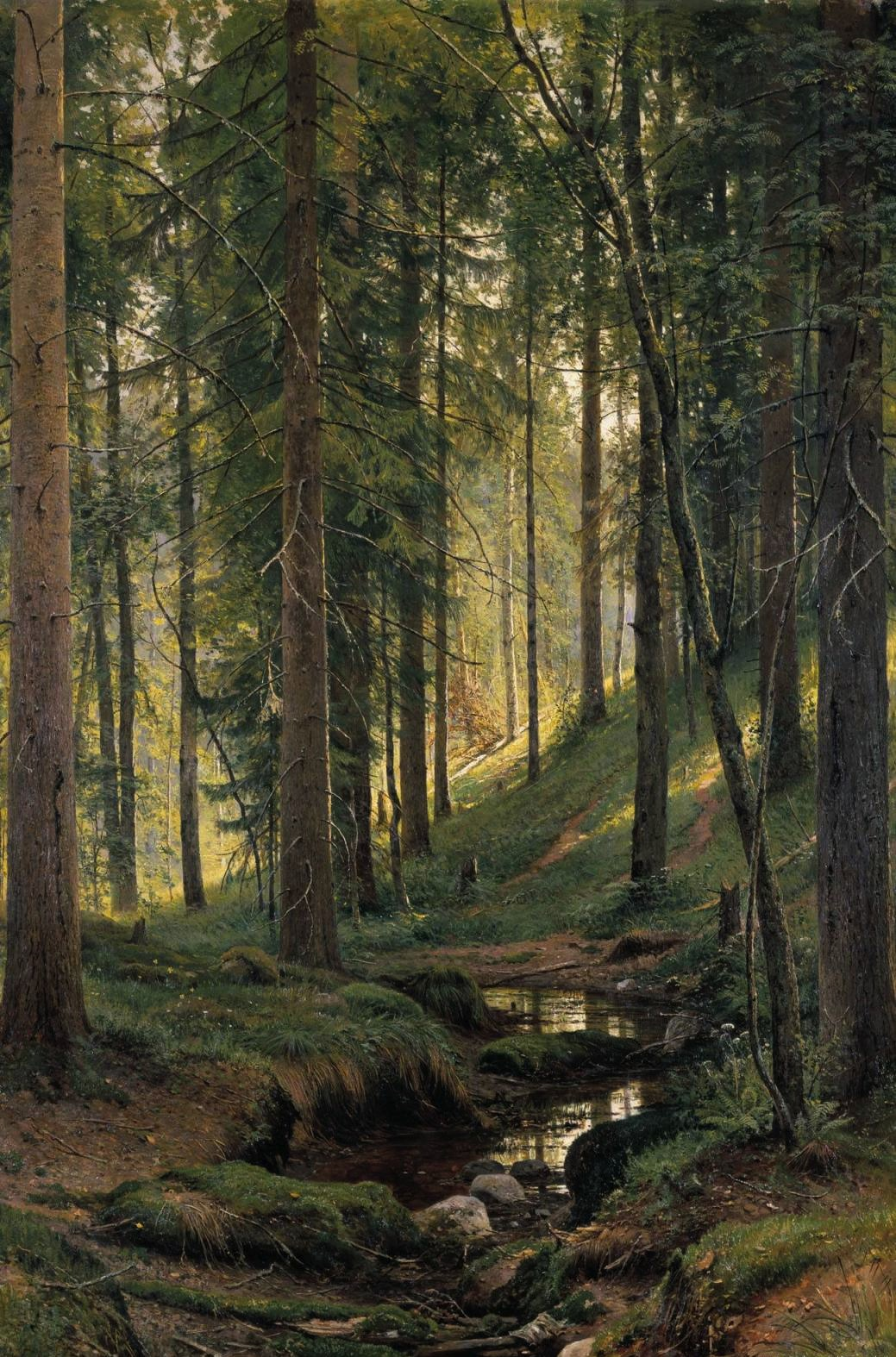 The Glory of Russian Painting Ivan Shishkin ctd