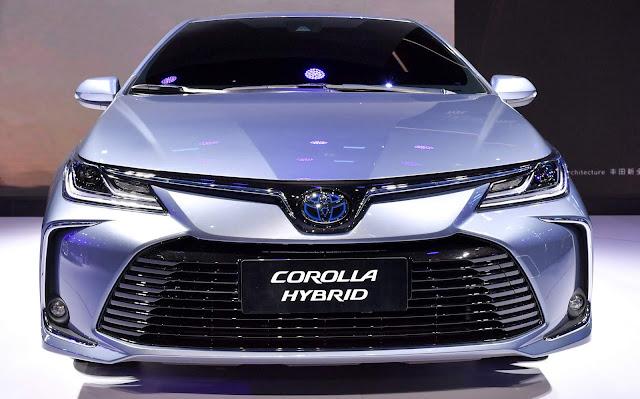 Novo Corolla 2020