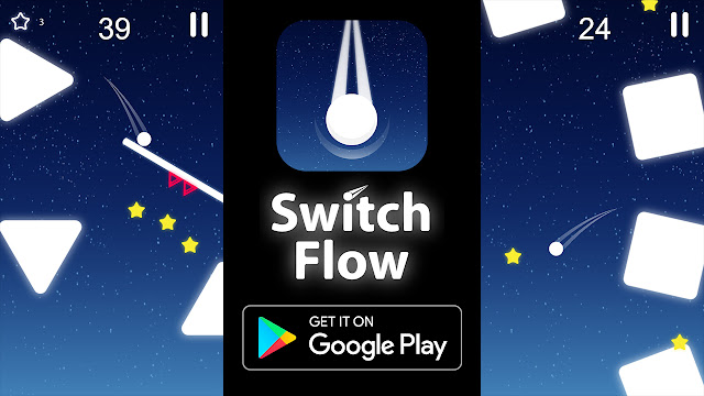 Switch Flow - Hyper Casual Game | Mobile Game | Get it on Google Play
