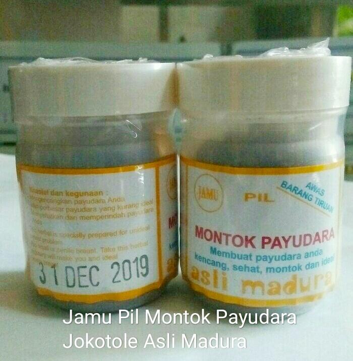 Jual Jamu MONTOK PAYUDARA-JOKOTOLE-ASLI MADURA Di Surabaya
