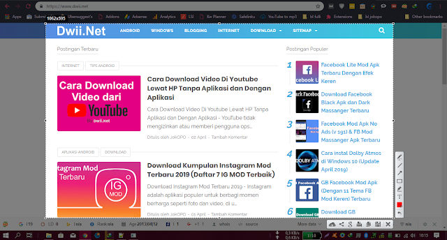 cara download youtube di laptop asus