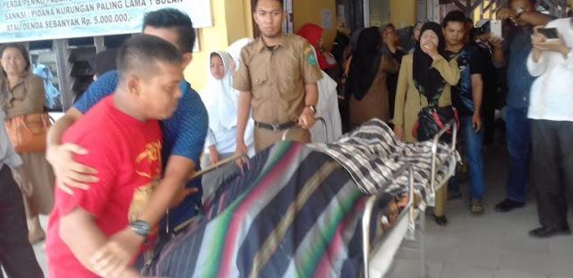 Siswi Ini Bunuh Diri Setelah Disuruh Jadi Pelacur Sama Gurunya, Karena Telat Bayar Iuran