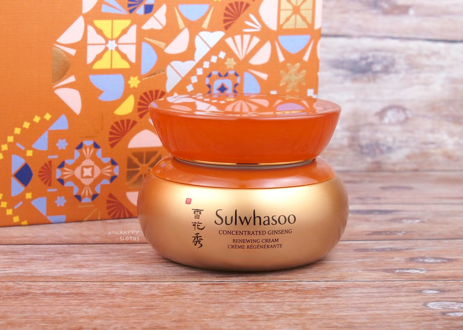 Sulwhasoo | Concentrated Ginseng Renewing Cream: Review