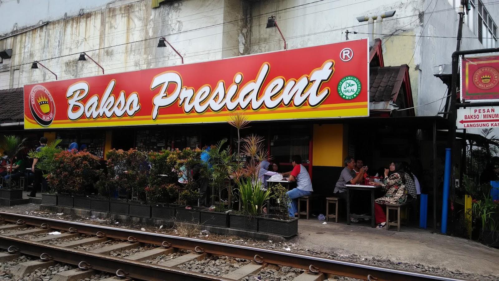 Bakso President Kuliner Ikonik Kota Malang Bagaimana Dengan Rasanya Dee Stories