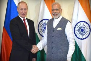 India Signs MoU with Russia