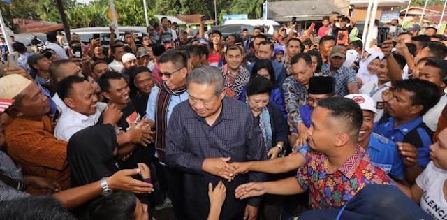 Ossy Dermawan: SBY Tidak Pernah Menyalahkan Generasi Muda Yang Mendemonya
