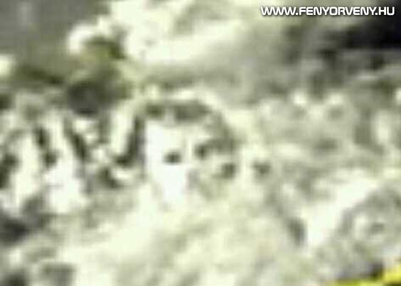 Érdekes arcot rögzített az egyik műhold a marokkói vihar közben