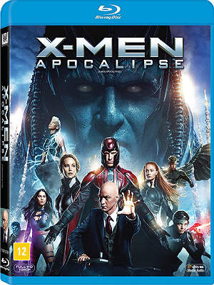 Baixar Filme X-Men: Apocalipse Dual Audio