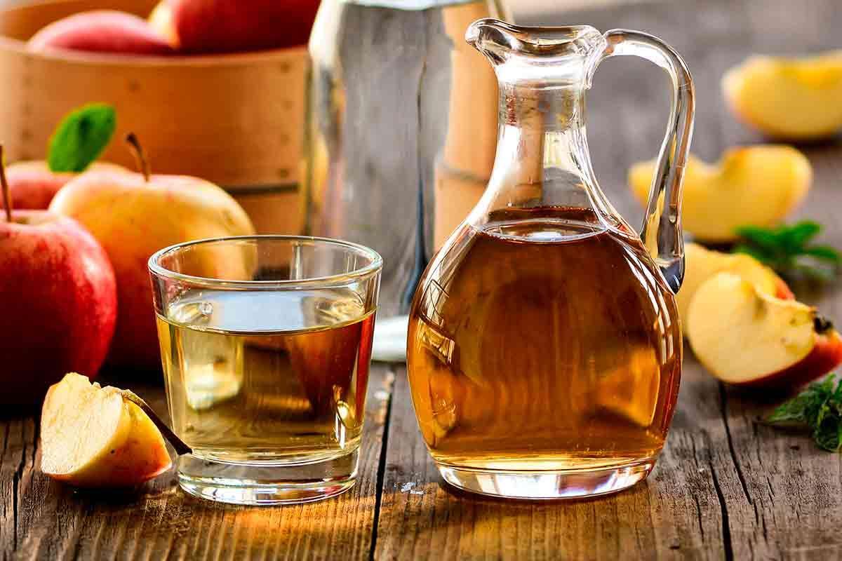 Vinagre de maçã: 5 benefícios que ajuda na perda de peso e dá brilho aos cabelos