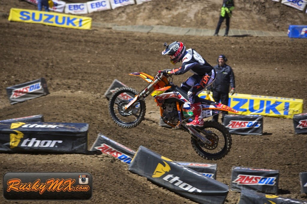 Dakota Alix Metlife SX 2015