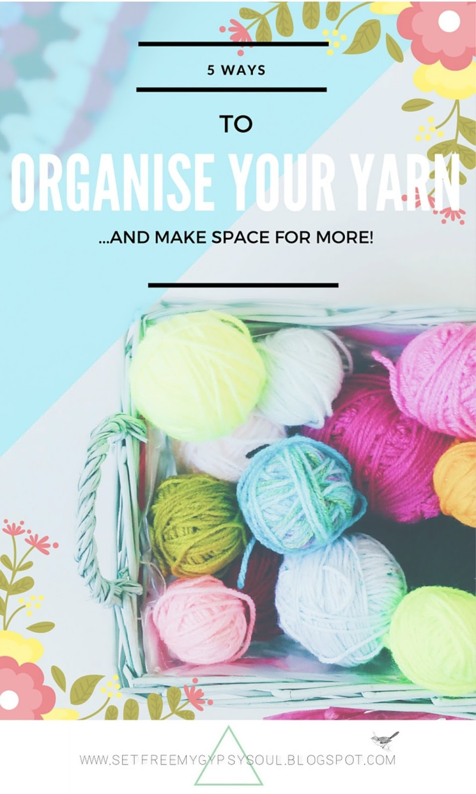 organise organize yarn tips tricks diy storage ideas