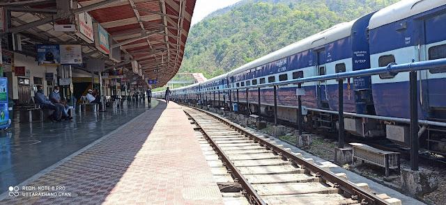 काठगोदाम रेलवे स्टेशन